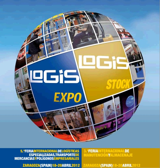 LOGIS EXPO 2012 ZARAGOZA - FERIA LOGISTICA