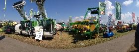 Feria ganadera en Tarmstedt