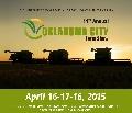 Cartel de Oklahoma City Farm Show 2015